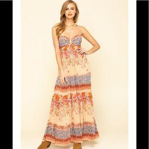🌺NWT Free people maxi dress